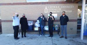 housing center Catholic Charities